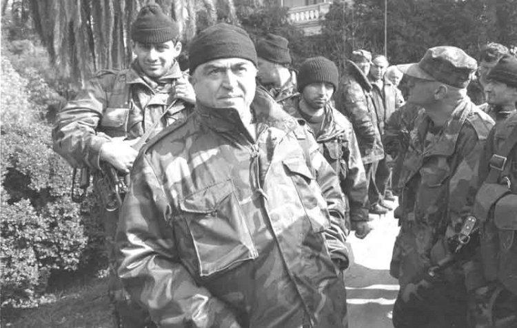 თენგიზ კიტოვანი - რუსეთის დამოკლეს მახვილი